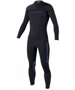 Magic Marine Heren Wetsuit Brand 5-4 D-L Zwart Oud Model SALE
