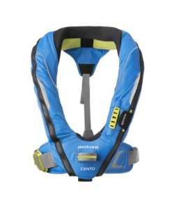 Spinlock Junior Reddingsvest Deckvest Cento 150N Blauw