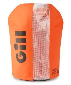 Gill Dry Cylinder Bag 25L oranje