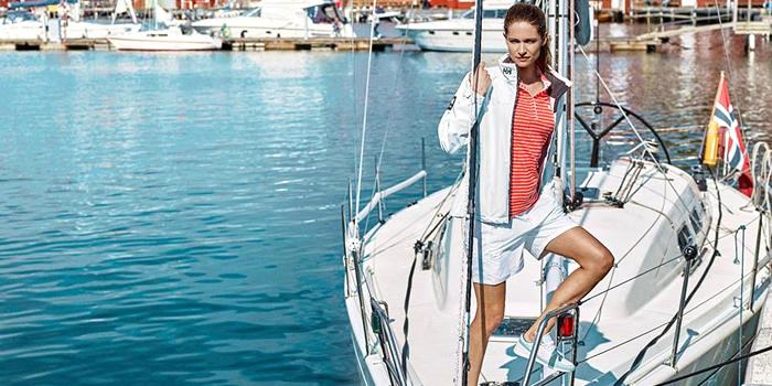zeilkleding dames kleding vrijetijdskleding