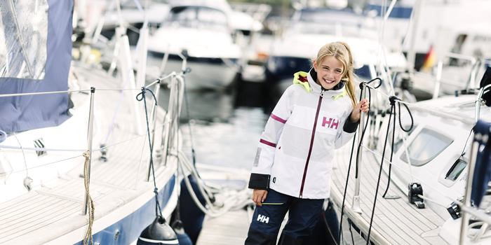 zeilkleding kinderen kleding zeiljassen