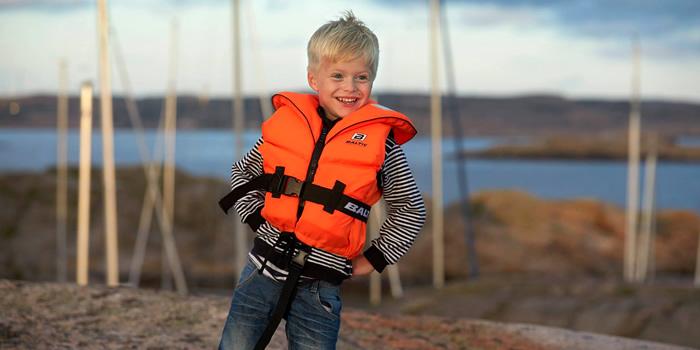 zeilkleding kinderen merken baltic