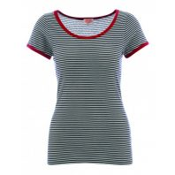 Armor Lux Dames T-shirt MC Blanc