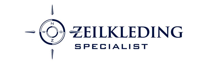 De Zeilkleding Specialist Logo dark