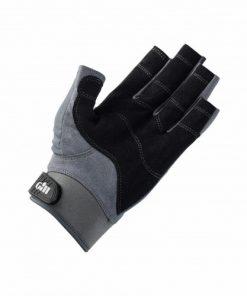 Gill Junior Zeilhandschoenen Korte Vinger Deckhand Grijs 1