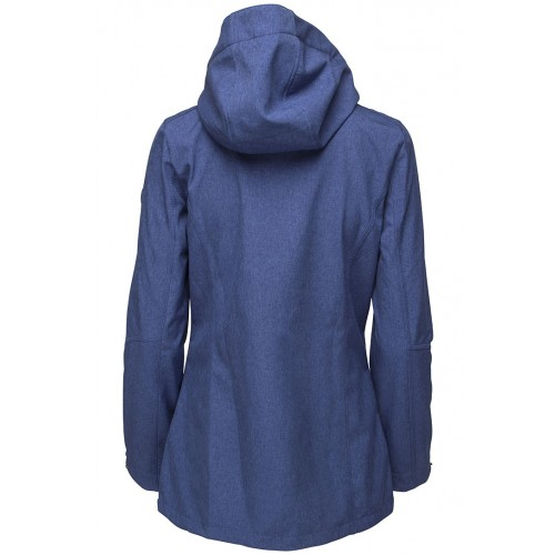 Key West Dames Softshell Amber Daphne Blue 1