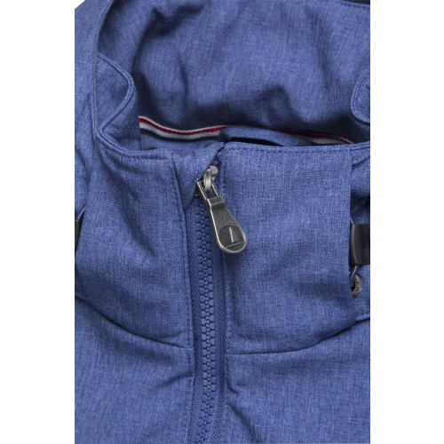 Key West Dames Softshell Amber Daphne Blue 2