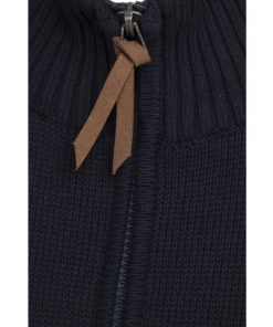 Key West Dames Windstopper Christine Stripe Navy-White 1