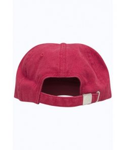 Key West Heren Pet Captain Cap Red 1