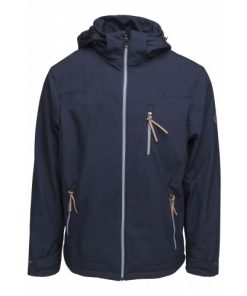 Key West Heren Softshell Bart Navy