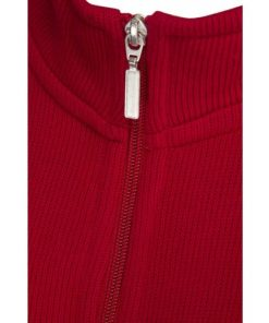 Key West Heren Sweater Cromwell Red 1