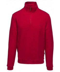 Key West Heren Sweater Cromwell Red