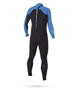 Magic Marine Heren-Junior Wetsuit Ultimate 5-3 D-L Blauw Oud Model SALE 1