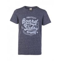 Protest Jongens T-Shirt Bray Ground Blue