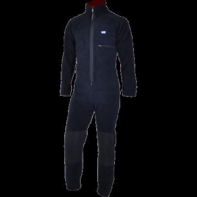Dry Fashion Fleece Overall Navy