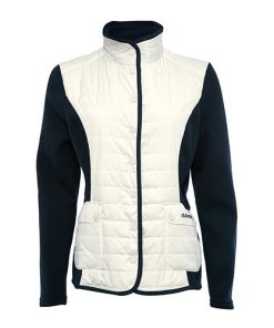 Dubarry Dames Parka Terryglass Navy-Offwhite