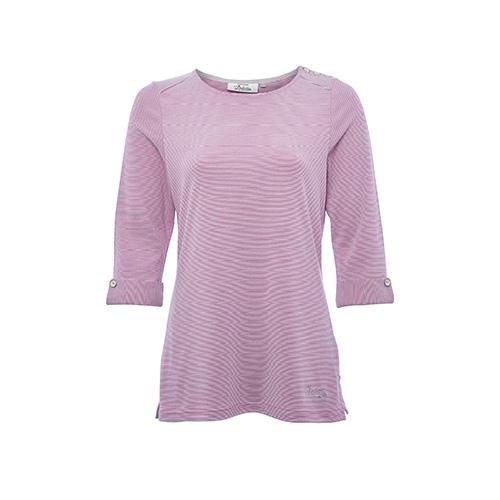 Dubarry Dames Shirt Portmagee Cerise