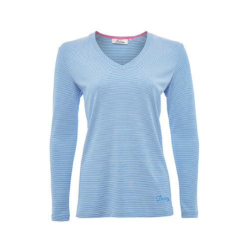 Dubarry Dames Shirt Portumna Blue