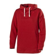 Holebrook Dames Hoody Bojan Windproof Rood