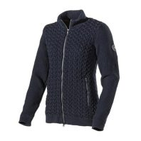 Holebrook Dames Vest Amelia Windproof Navy