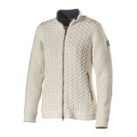 Holebrook Dames Vest Amelia Windproof Off-White