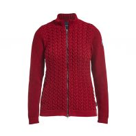 Holebrook Dames Vest Amelia Windproof Red