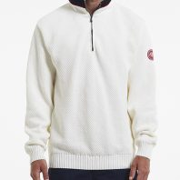 Holebrook Heren Trui Classic WP Windproof Off White2