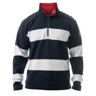 Holebrook Heren Trui Skipper Windstopper Navy:White
