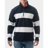 Holebrook Heren Trui Skipper Windstopper Navy:White2