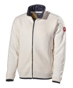 Holebrook Heren Vest Frank Windproof Off-White