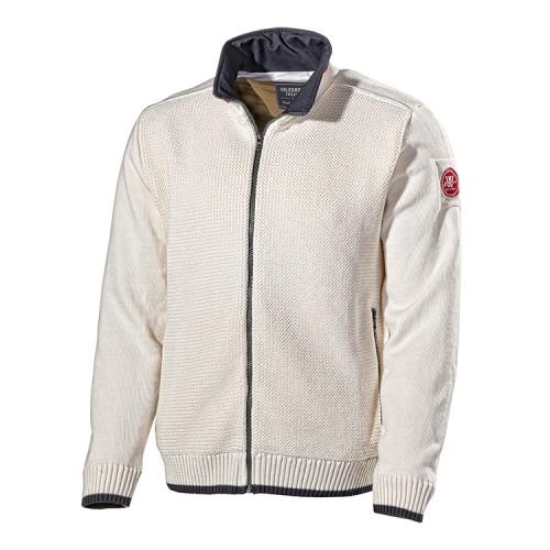 Holebrook Heren Vest Frank Windproof Off-White