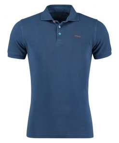 NZA Heren Polo Grantham Navy