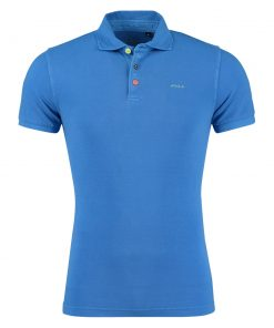 NZA Heren Polo Grantham Sky Blue