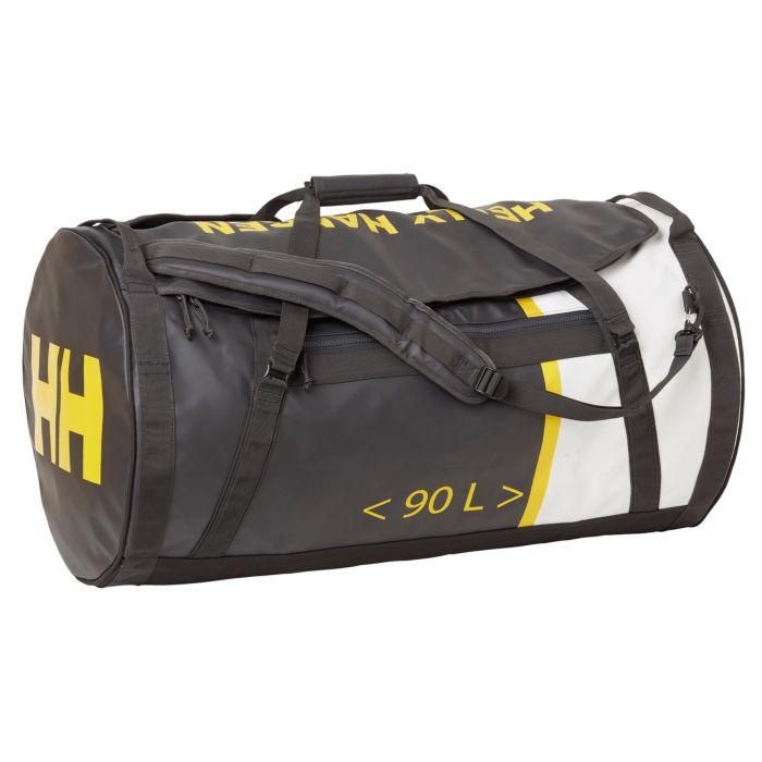 Duffel Helly Hh Bag 90l Tas 2 Hansen Ebony NkXZOnw80P
