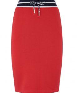 Zeilkledingspecialist rok celia rood