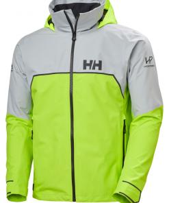 Helly Hansen Foil Jacket Groen Grijs Zeilkledingspecialist