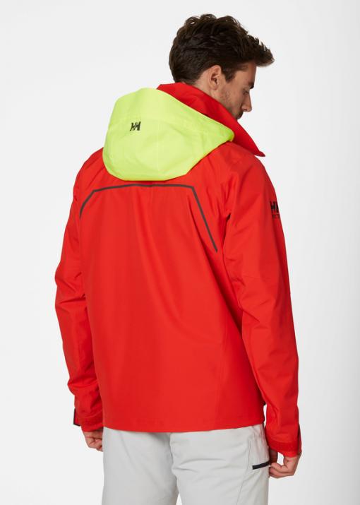 Helly Hansen Foil Light Jacket Rood Zeilkledingspecialist