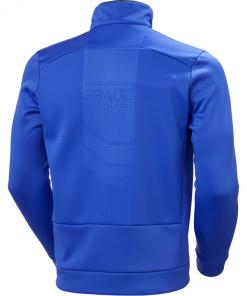 Hellu Hansen Fleece Jacket Royal Blauw zeilkledingspecialist