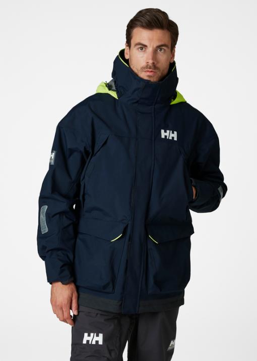 Helly Hansen Zeiljas Heren Pier Navy zeilkledingspecialist