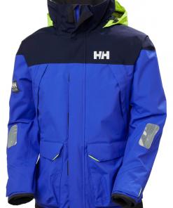 Helly Hansen Heren Zeiljas Pier Royal Blauw zeilkledingspecialist