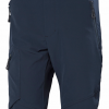 Helly Hansen Softshell short heren navy