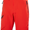 Helly Hansen Softshell short heren rood 2