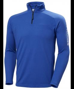 Helly Hansen 1-2 zip Pullover Royal Blue Zeilkledingspecialist
