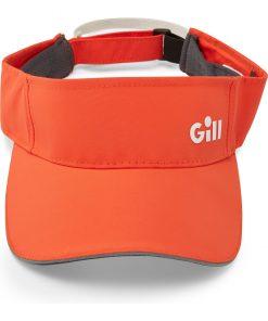 Gill 145 Regatta Visor Oranje