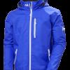 Helly Hansen Crew Hooded Jacket Heren Royal Blue zeilkeldingspecialist