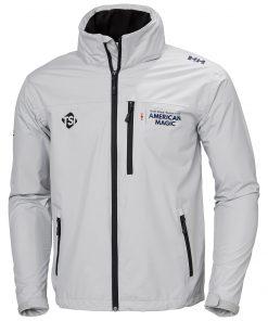 Helly Hansen Crew Jacket Grijs 1