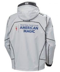 Helly Hansen Foil Pro Jacket American Magic Grijs 2