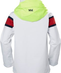 Helly Hansen Salt Jacket Dames Wit 3