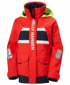Helly Hansen Salt Jacket rood 1
